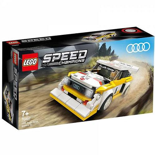 Lego Speed Champion Audi Sport quattro S1