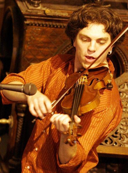 Jake Shulman-Ment Klezmer Violin