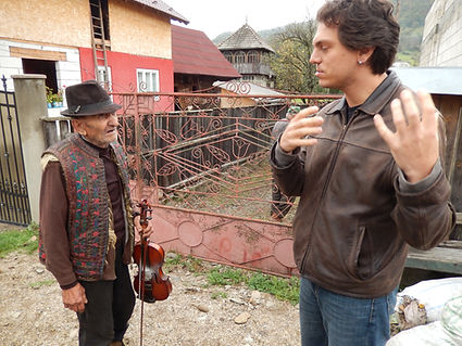 Jake Shulman-Ment and Nicolae Covaci