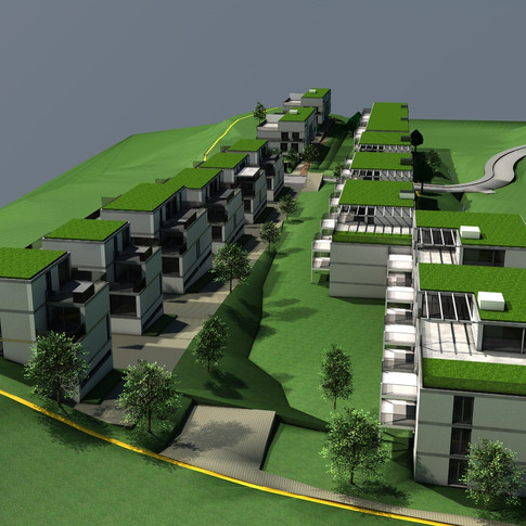 Überbauung Ermenswil 2010