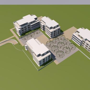 Projektentwicklung Gwatt Eschenbach 2016