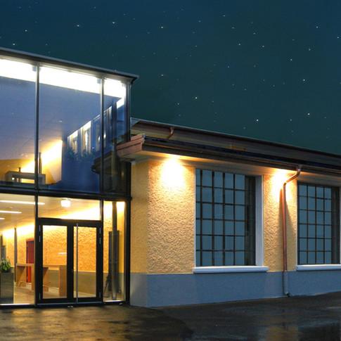 Umbau und Erneuerung Eventhouse Rapperswil 2008