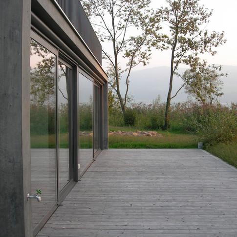 Umbau Seehaus Busskirch Jona 2006