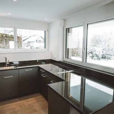 Mehrfamilienhaus in der Sommerau Zürich 2018