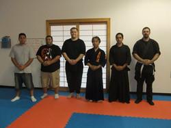Shuriken Seminar 2010