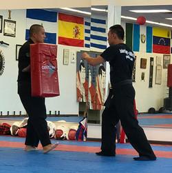 FightFit Punching Drill