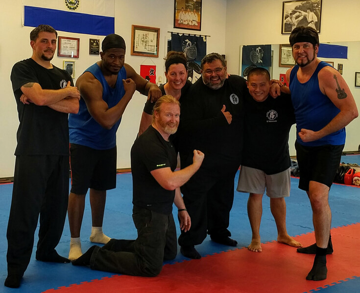 FightFit Group Photo