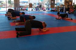 FightFit Stretching