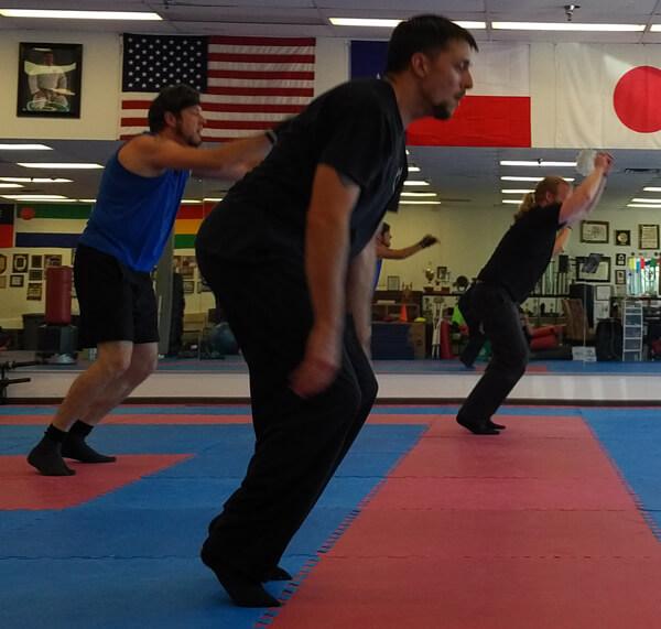 FightFit Squat Jumps