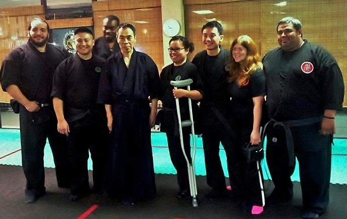 Kono Sensei Seminar 2012