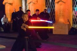 HMNS Star Wars Demo 2015