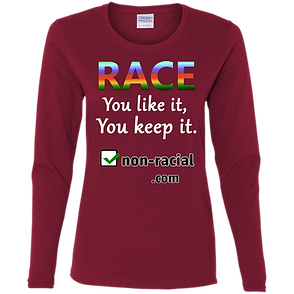 Race-You Like It Red TEE -- DynamicImage