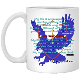 MUG My Life Is Sovereignly Mine White-11