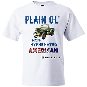 Plain Old - Jeep TEE -- DynamicImageHand