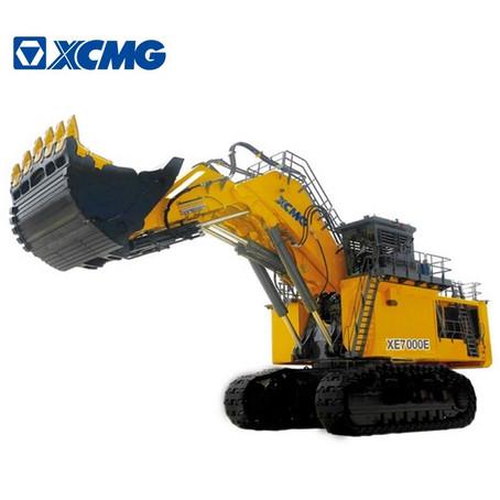XCMG Excavator type XE7000 E