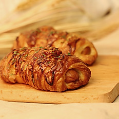 Hot Dog Danish