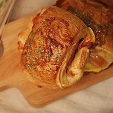 Ham and Cheese Danish