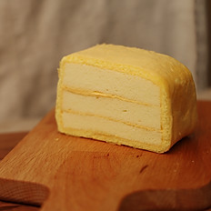 Golden Cheese Roll Cake