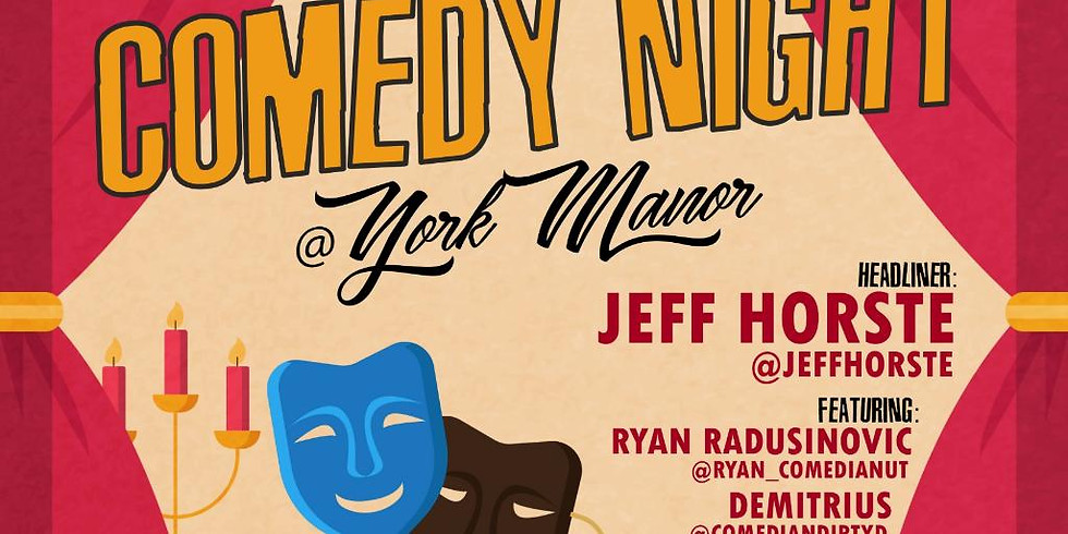 """Comedy Night"""