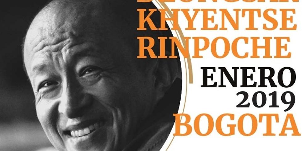 Libere su Mente del Apego y la Ira con Dzongsar Khyentse Rinponche