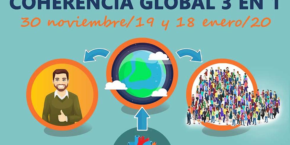 CHARLA - COHERENCIA GLOBAL 3 EN 1