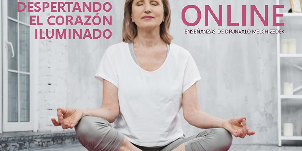 DESPERTANDO EL CORAZÓN ILUMINADO - ONLINE