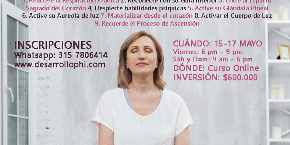 DESPERTANDO EL CORAZÓN ILUMINADO - ONLINE - MAYO