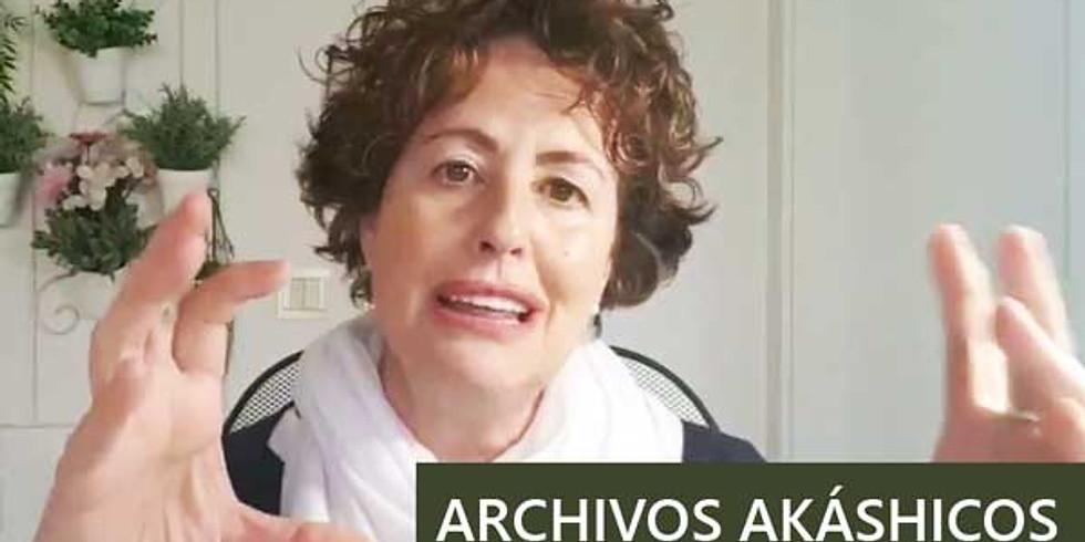 ARCHIVOS AKÁSHICOS CON MARÍA DEL MAR RODILLA