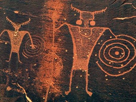 La profecía Hopi de la Kachina Azul y Roja