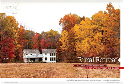 Rural Retreat feature opener