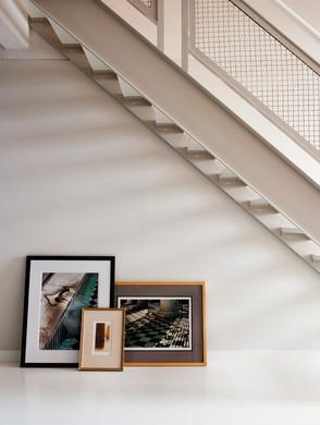 Tony Cappoli loft stairway