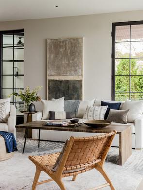 SV Design coastal living room