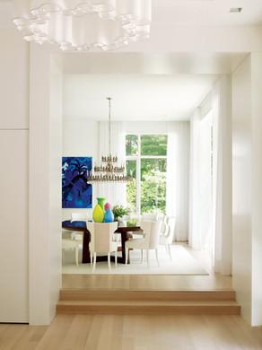 Stern McCafferty contemporary dining room