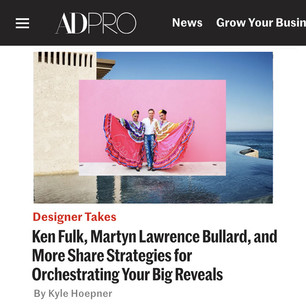 AD PRO story: Designers Share Strategies for Orchestrating Your Big Reveals