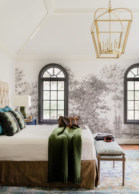 Sacris Design classic bedroom