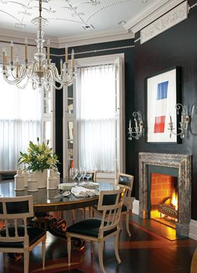 Carolina Balsbaugh dining room