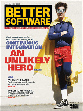 Unlikely Hero issue cover