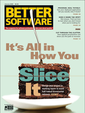 How You Slice It issue cover