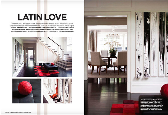 Latin Love feature opener
