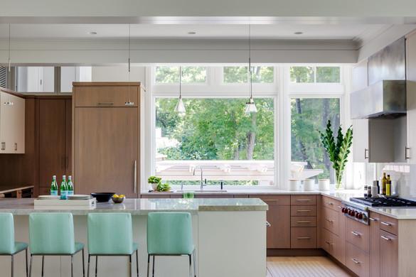 Paul MacNeely contemporary kitchen