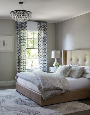 Koo de Kir bedroom