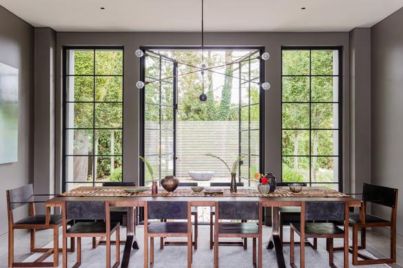 SV Design coastal dining room