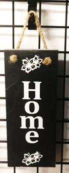 Slate Home Sign