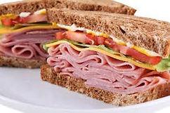 Wynn's Reef Sandwich