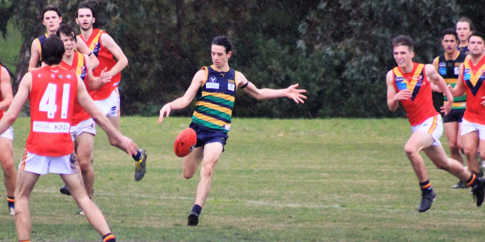 Home Game v Old Scotch (Life Members Day)