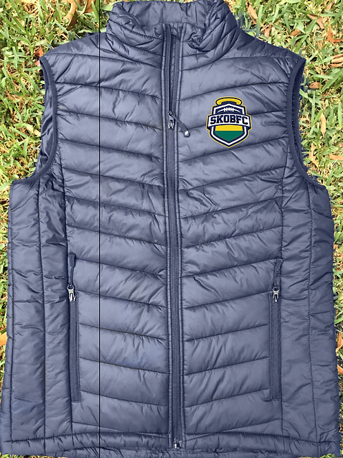 SKOBFC Puffer Vest
