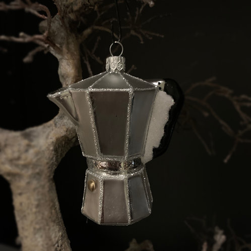 ESPRESSO MAKER xmas decor