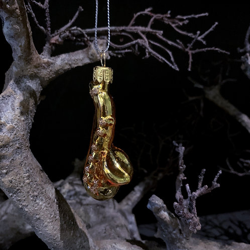 SAXOPHONE Xmas tree decor