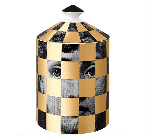 Scented Candle 'Scacco' Fornasetti