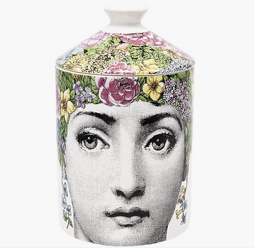 Scented Candle 'Flora' Fornasetti